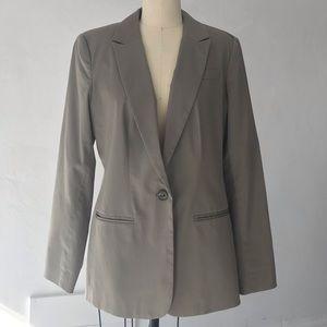 Silver Grey Blazer Business/Casual